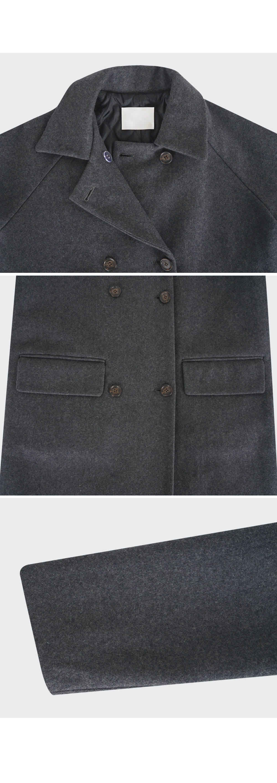 Tenet Double Wool Long Coat-holiholic.com