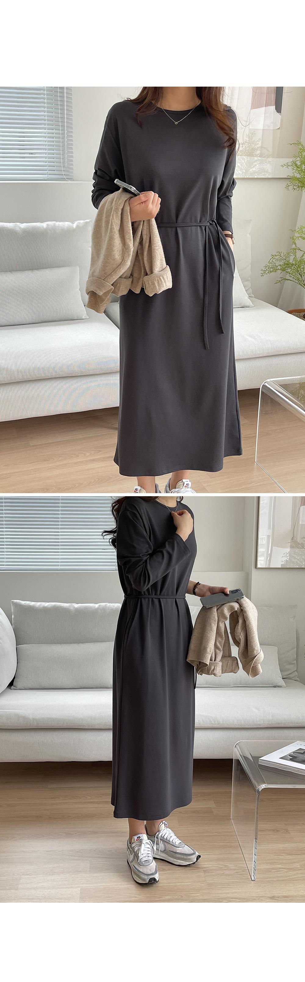 Comfort Stretch Tunic dress-holiholic.com