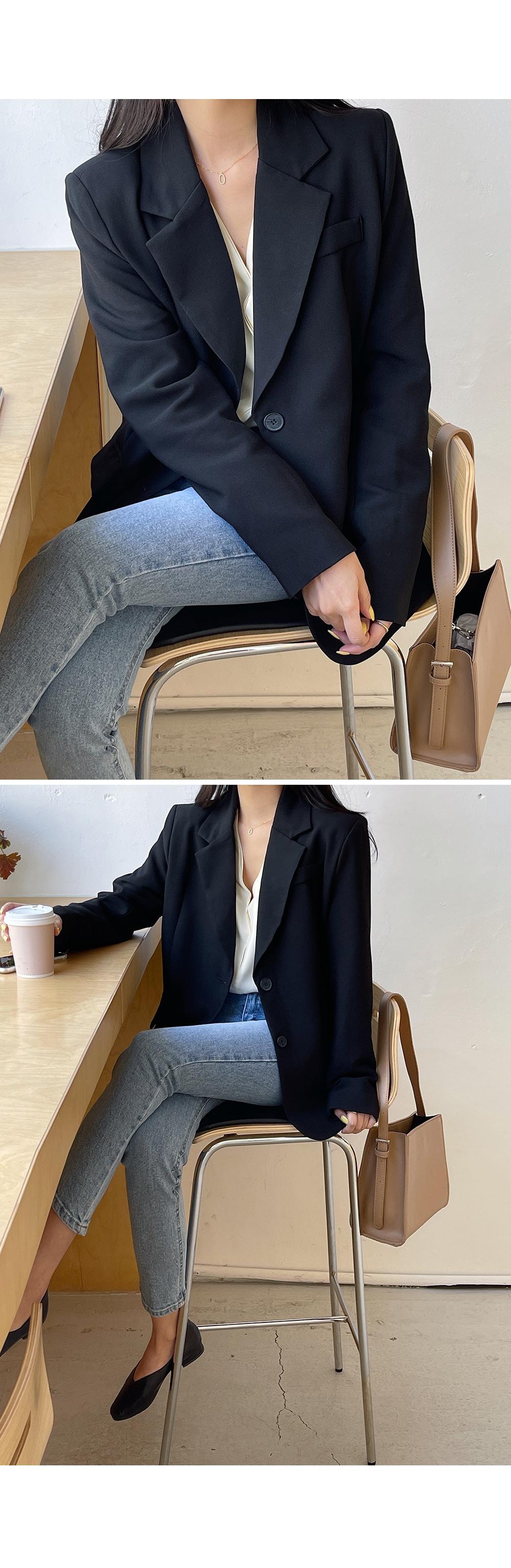 Shirring V Neck Blouse-holiholic.com