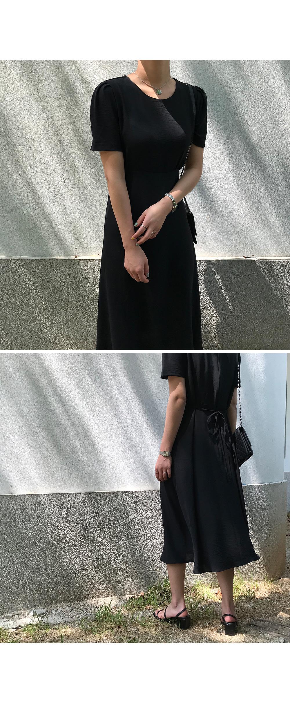 Back Ribbon Maxi Dress-holiholic.com